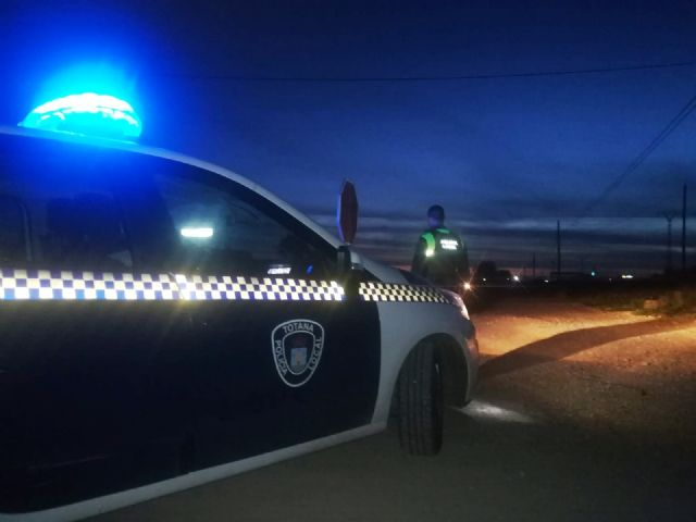 The local police detain a total of five people for different crimes during the Christmas and Reyes festivities - 1