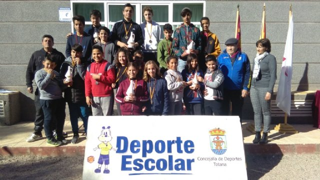 La Fase Local de Petanca de Deporte Escolar contó con la participación de 78 escolares de las categorías Alevín y Open