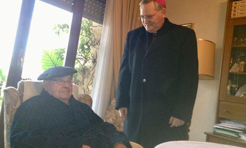 Fallece el sacerdote diocesano José Gómez Rizo, Foto 1