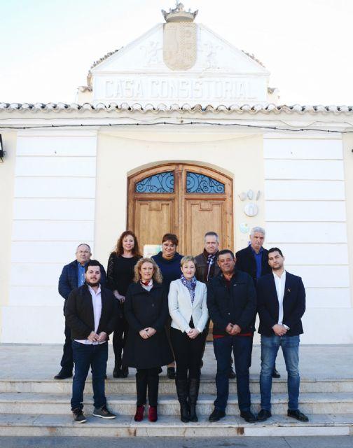 Constituida la junta gestora de Somos Torre Pacheco-Somos Región - 1, Foto 1