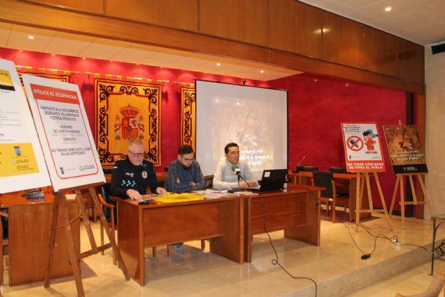 Nueva campaña para mantener el municipio de Bullas limpio - 2, Foto 2
