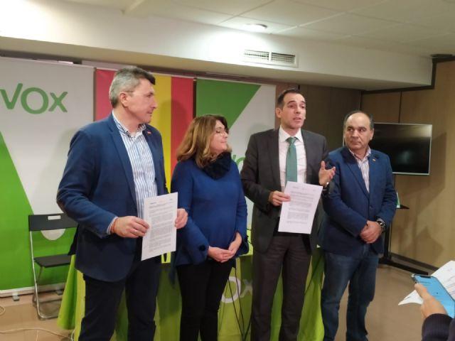 VOX desbloquea los presupuestos en la Región de Murcia e introduce el PIN parental - 2, Foto 2