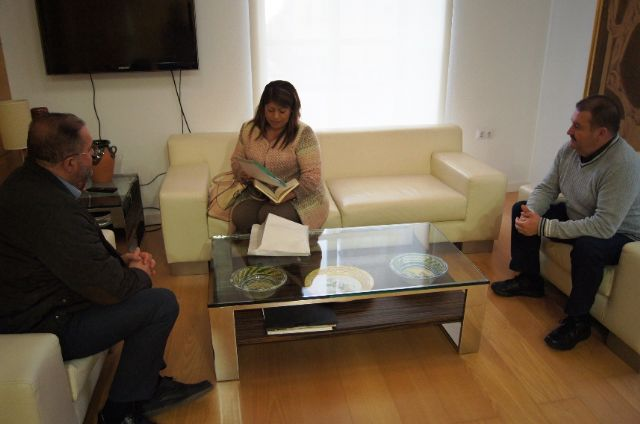 The City Council established an inter-agency collaboration with the Consulate of Ecuador in Murcia