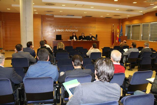 Reunión del Consorcio para la gestión de residuos sólidos de la Región de Murcia - 1, Foto 1