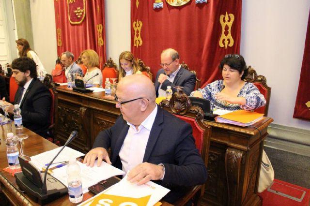 Ciudadanos Cartagena exige medidas para combatir el intrusismo laboral entre los guías turísticos - 1, Foto 1