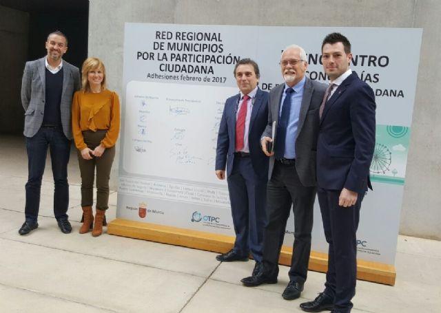 Campos del Río se adhiere a la Red de Municipios por la Participación Ciudadana - 1, Foto 1