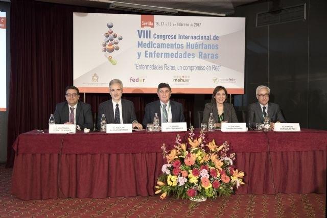 Sanidad aboga por reforzar las relaciones entre comunidades para ganar presencia en Europa en materia de Enfermedades Raras - 1, Foto 1