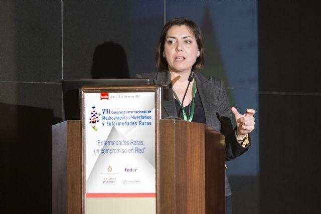 Sanidad aboga por reforzar las relaciones entre comunidades para ganar presencia en Europa en materia de Enfermedades Raras - 2, Foto 2