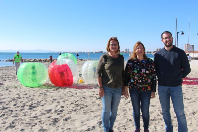 Disfruta de la playa en familia comienza en San Pedro del Pinatar - 2, Foto 2
