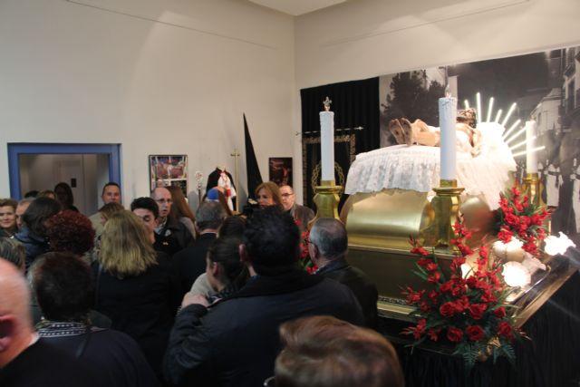 La Cofradía del Santo Sepulcro y Jesús Resucitado muestra su patrimonio - 3, Foto 3