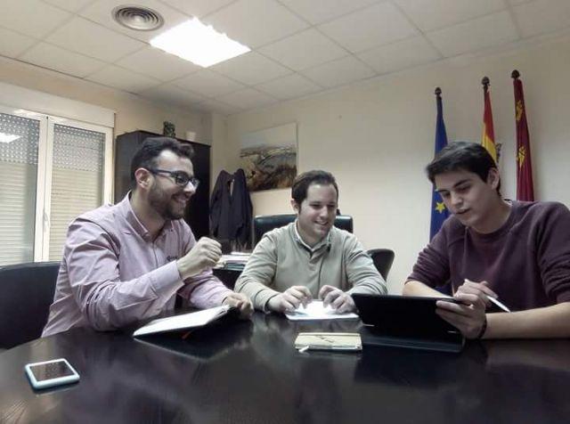 El Ayuntamiento de Albudeite y Judoc Universidad de Murcia negocian un convenio de colaboración para formar a los jóvenes del municipio. - 1, Foto 1