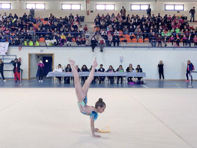 Puerto Lumbreras acoge el Campeonato Regional Liga 3 de Gimnasia Rítmica - 2, Foto 2
