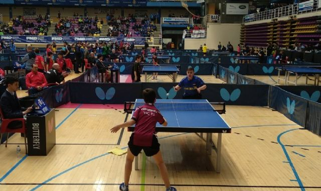 Totana Club Totana TM Tournament Results This weekend the State Tournament took place in Valladolid, in which the 48 best players of each category are seen, Foto 1