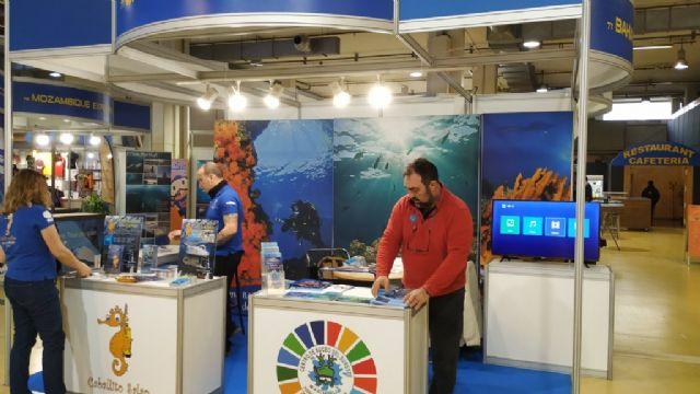 Mazarrón presente en la feria ´M editerránea diving show´ de Cornellá de Llobregat - 1, Foto 1