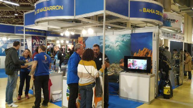 Mazarrón presente en la feria ´M editerránea diving show´ de Cornellá de Llobregat - 2, Foto 2