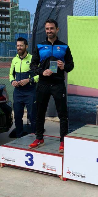 "Juan Alberto, of the Totana Triathlon Club, participated in the ""Mar Menor Challenge"", Foto 1"