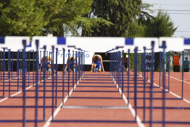 Este fin de semana, la pista se cita con Alhama de Murcia, Foto 1