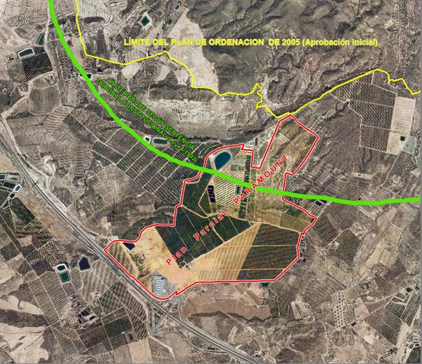 El TSJ rechaza la reclamación de 41,5 millones del promotor del parque temático de Alhama a la Administración, Foto 1