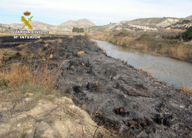 La Guardia Civil investiga a un vecino de Moratalla por originar un incendio forestal - 1, Foto 1