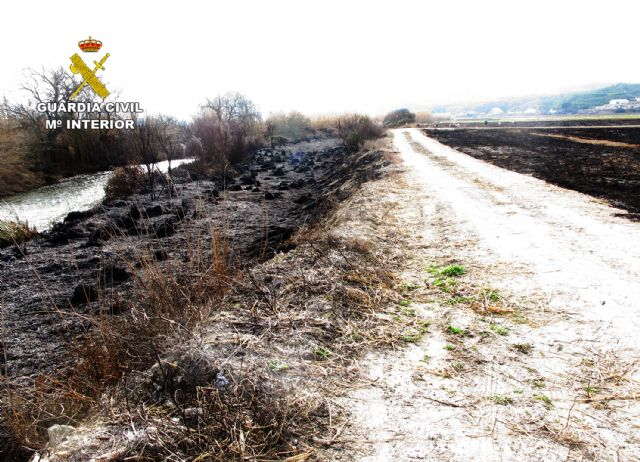 La Guardia Civil investiga a un vecino de Moratalla por originar un incendio forestal - 3, Foto 3