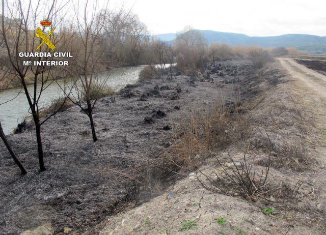 La Guardia Civil investiga a un vecino de Moratalla por originar un incendio forestal - 4, Foto 4