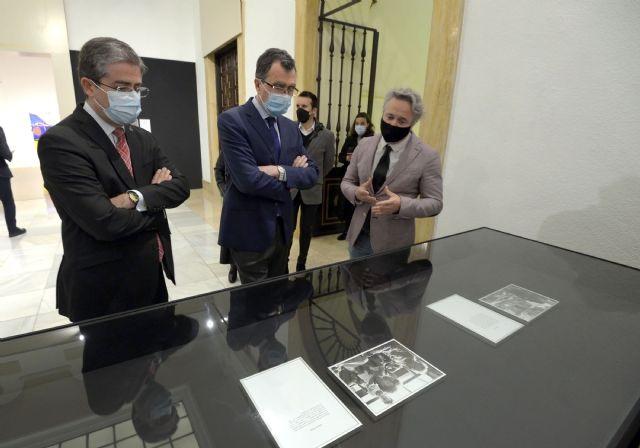 La artista internacional Sophie Calle ofrece en el Lucernario del Almudí su retrato de ´Los �ngeles´ a través de 20 fotografías - 1, Foto 1
