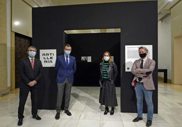 La artista internacional Sophie Calle ofrece en el Lucernario del Almudí su retrato de ´Los �ngeles´ a través de 20 fotografías - 2, Foto 2
