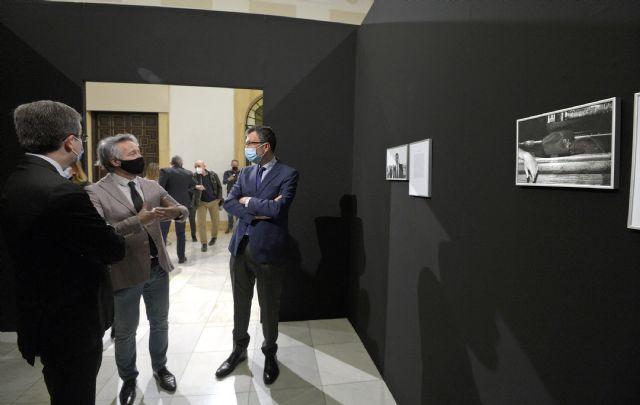 La artista internacional Sophie Calle ofrece en el Lucernario del Almudí su retrato de ´Los �ngeles´ a través de 20 fotografías - 3, Foto 3