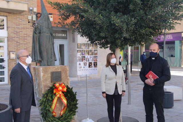 San Pedro del Pinatar recuerda a los nazarenos fallecidos en el Miércoles de Ceniza - 1, Foto 1