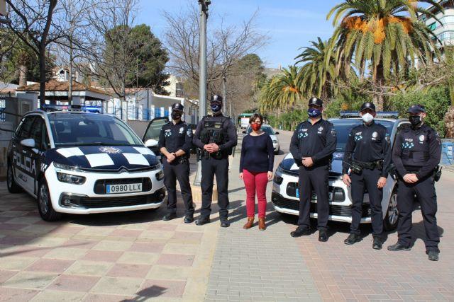 La flota de vehículos de la Policía Local aumenta con la incorporación de dos nuevos coches patrulla - 1, Foto 1