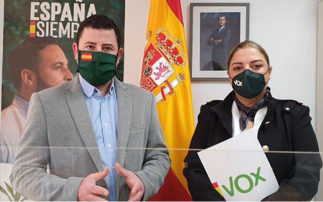 El GM VOX Molina propone para el próximo pleno la inclusión del programa Pro-vida - 1, Foto 1