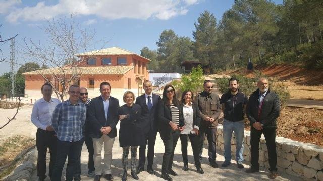 La Comunidad invierte más de 480.000 euros en el Centro de Montaña de Casas Nuevas en Mula - 1, Foto 1