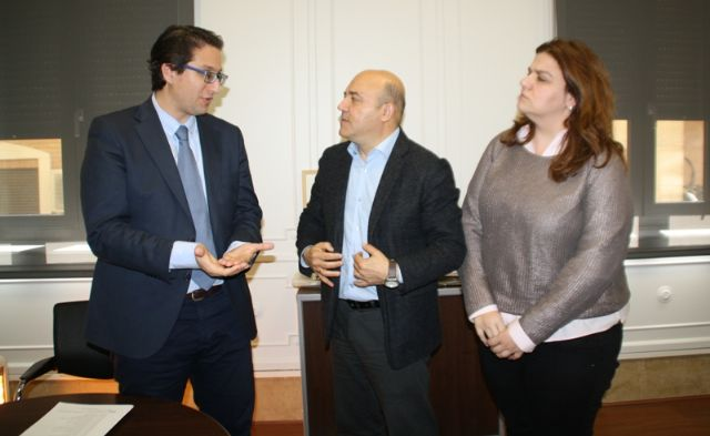 El alcalde traslada al director general de Transportes las necesidades del municipio - 1, Foto 1