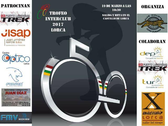 150 corredores se disputan este domingo el Trofeo Interclub que pasará por las pedanías altas y tendrá como salida y meta el castillo de Lorca - 1, Foto 1