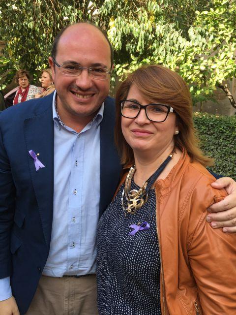 La presidenta del PP de Totana, Isabel María Sánchez, formará parte de la mesa del XVI congreso autonómico del PP, Región de Murcia, adelante, Foto 2