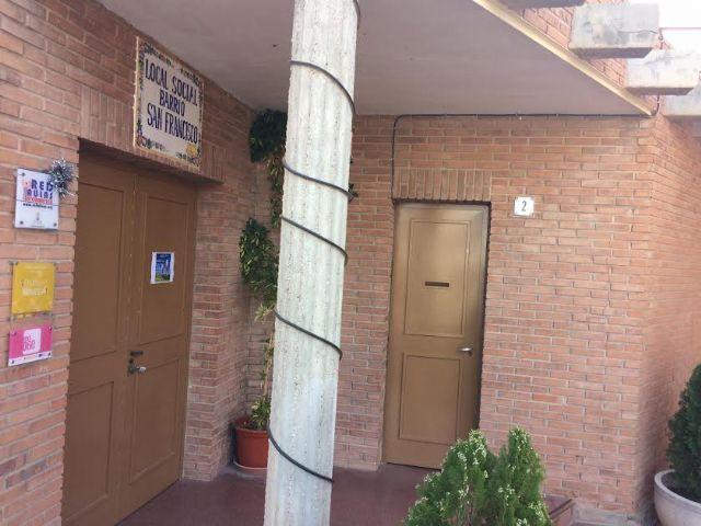 Se acuerda la cesión de local social de San Francisco a la asociación de vecinos de este barrio, Foto 2