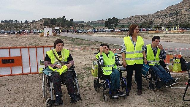 PADISITO también participó en la Hispanian Race, Foto 2