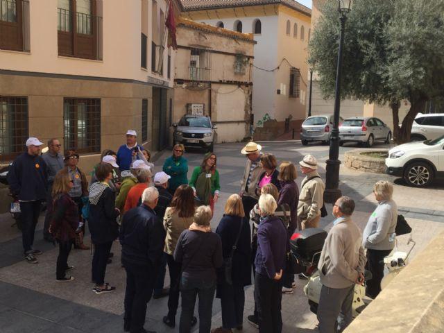 Una treintena de irlandeses y británicos visitan Lorca con motivo de la festividad del Día de San Patricio - 1, Foto 1