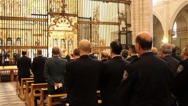 El Obispo agradece la labor de la Policía Local en el día de su patrón 2017 - 3, Foto 3