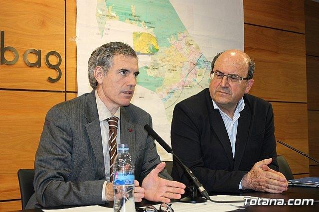 Según el catedrático González-Varas: La tramitación que se ha seguido en el PGMO de Totana tras la revocación del plan de 2011 no ha sido la adecuada, Foto 1