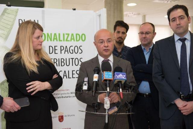 La nueva oficina de la Agencia Tributaria en Mazarrón gestionará más de 67.000 recibos - 1, Foto 1