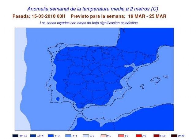 Protección Civil de Totana informa que vuelven las lluvias y el tiempo invernal - 2, Foto 2