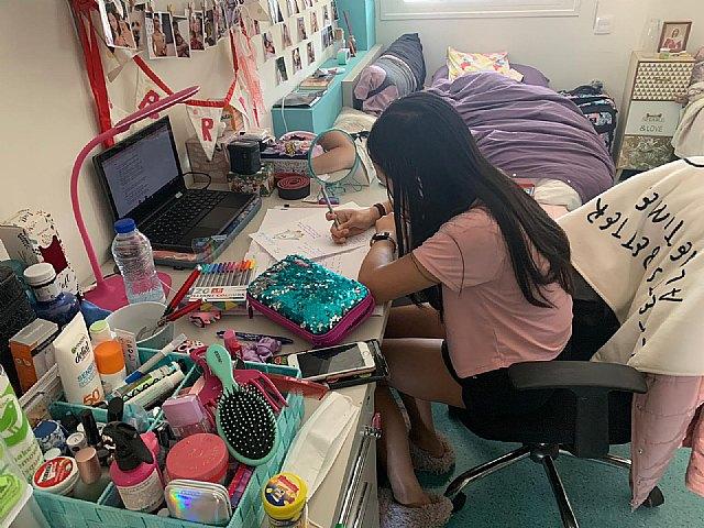 Estudiantes de King's College Murcia continuarán su vida escolar de manera online a partir de hoy - 1, Foto 1