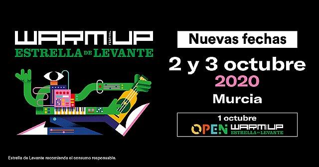 WARM UP Estrella de Levante 2020 se celebrará los días 1, 2 y 3 de octubre - 1, Foto 1