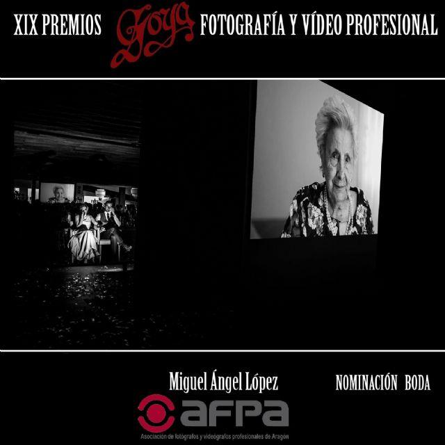 Nominan a un murciano para los premios Goya de fotografía - 2, Foto 2