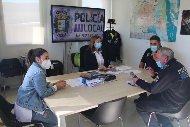 La Policía local realiza más de 28.000 identificaciones de vehículos y personas durante la crisis sanitaria - 1, Foto 1