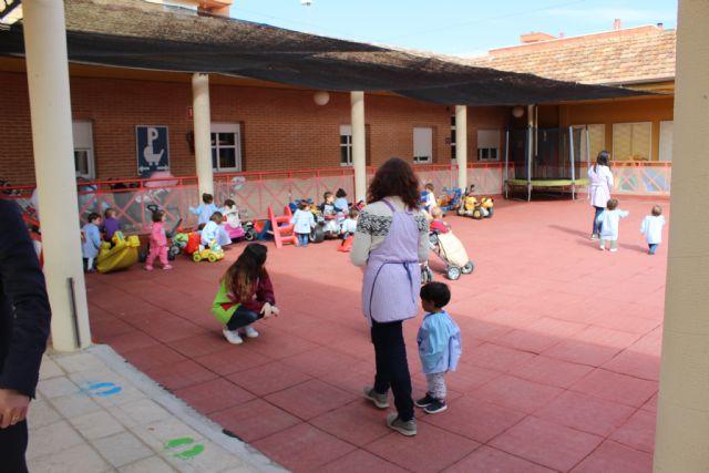 Abierto el plazo de admisión en la Escuela Infantil Municipal de Alcantarilla para el curso 2021/2022 - 1, Foto 1