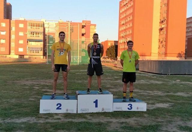 Ismael Belhaki y Miriam Sánchez suman medallas en Cartagena para Club Atletismo Mazarrón, Foto 1