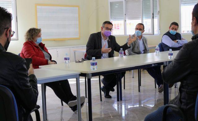 El PSRM presenta en todos los ayuntamientos una moción para combatir el transfuguismo y regenerar las instituciones - 1, Foto 1