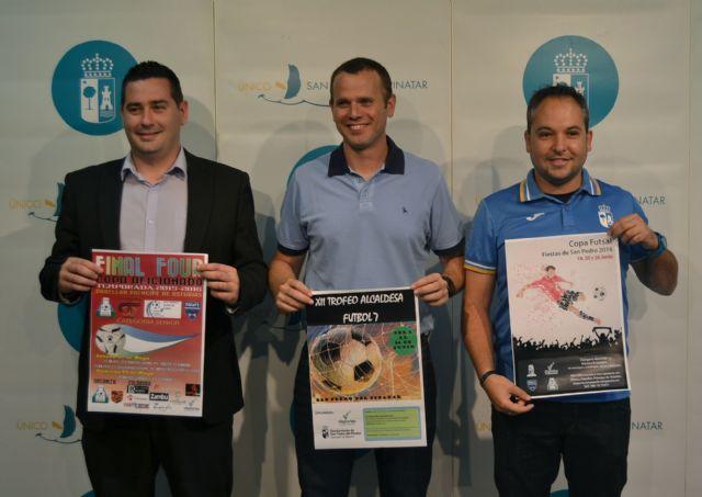 San Pedro del Pinatar recupera la Copa Alcaldesa de Fútbol Sala - 1, Foto 1